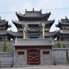 澄城縣城隍廟神樓用戶圖片