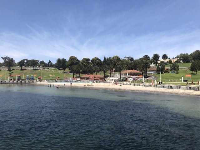 Eastern Beach Reserve