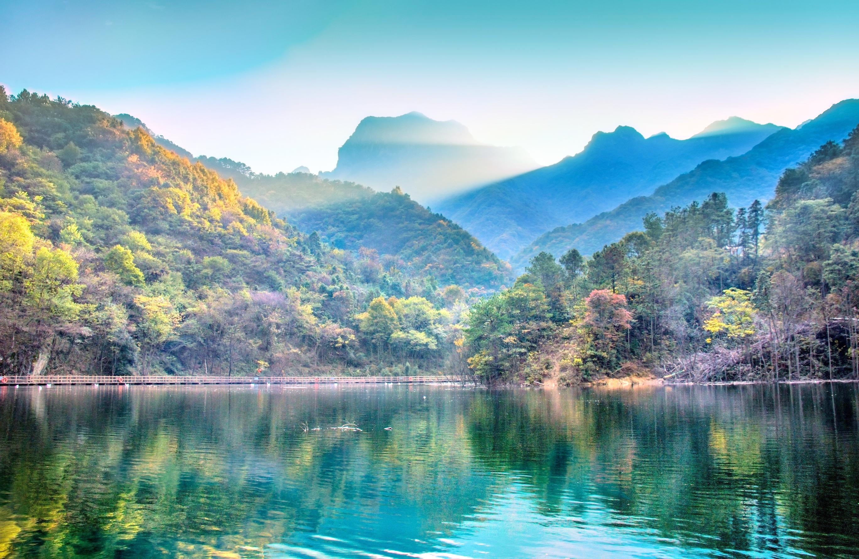 金剛台(貓耳峰)國家級地質公園