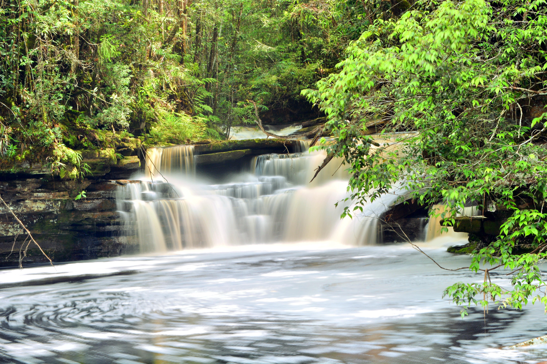 Table Waterfall