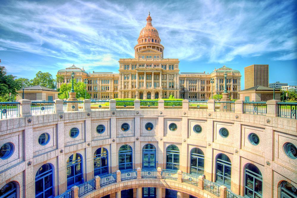 德州州政府