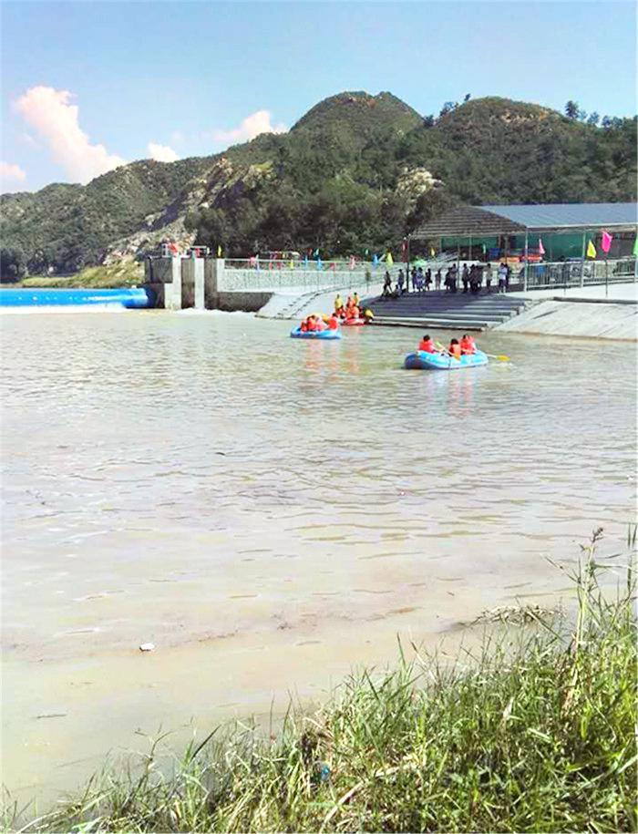 Zijingguan Changcheng Drifting