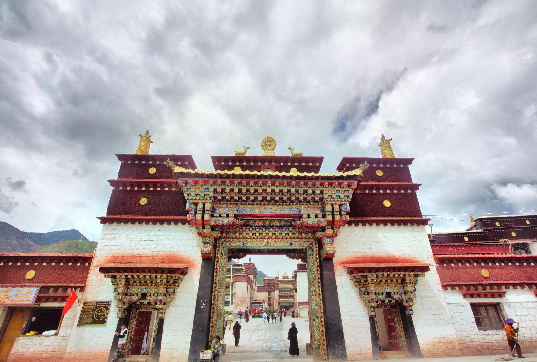 Qiangbalin Temple