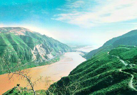 黃河龍門古渡風景區