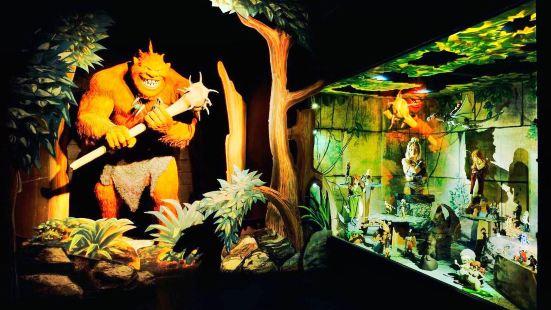 穆弗卡通雕塑博物馆