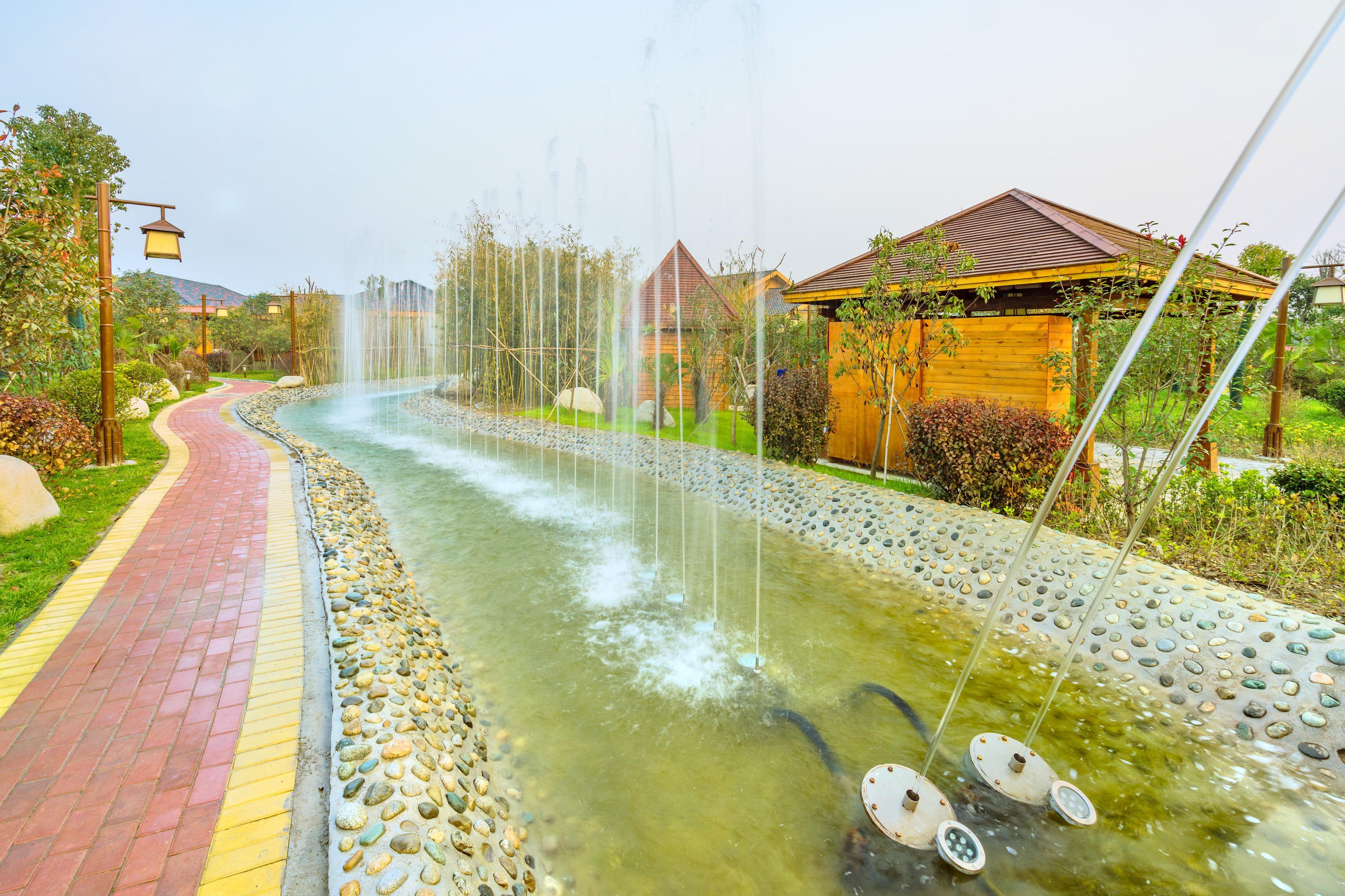 Jinyu Rose Hot Spring Resort