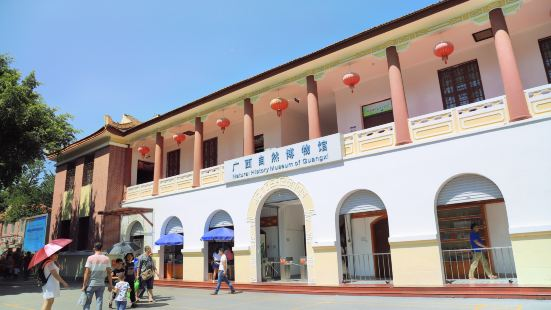 Natural History Museum of Guangxi
