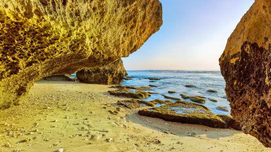 Suluban海灘
