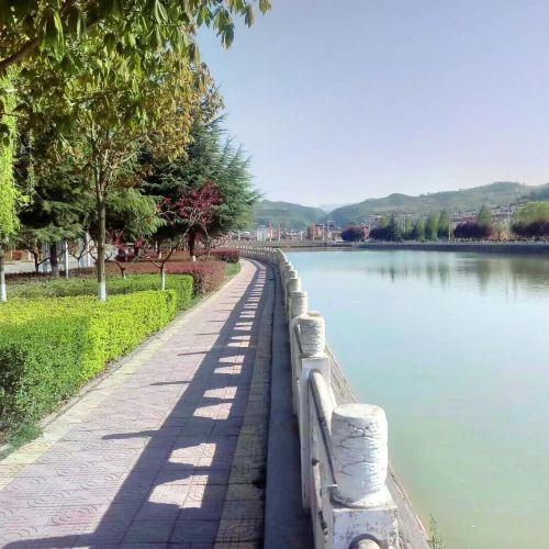 숭산 공원