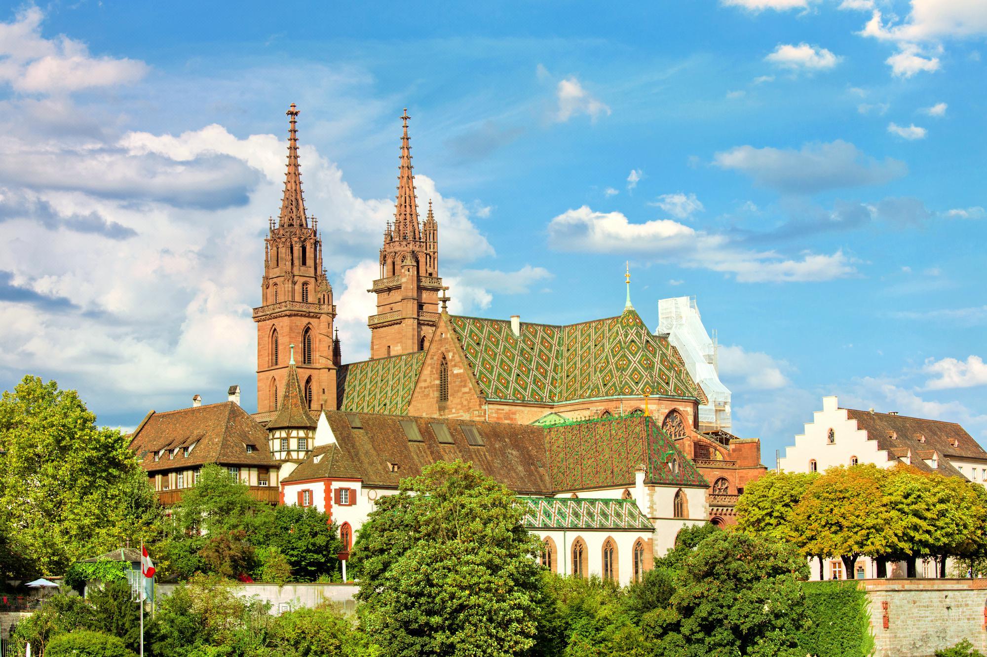 巴塞爾大教堂
