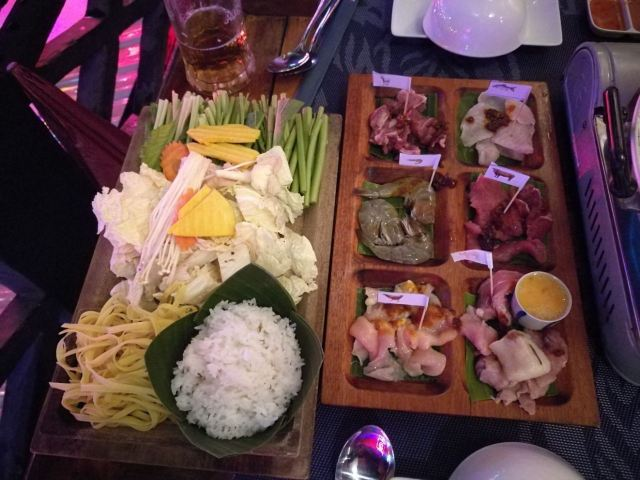 Cambodian BBQ Restaurant