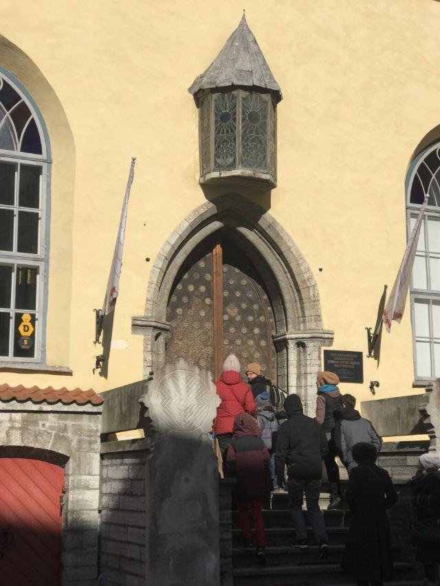 에스토니아 역사 박물관 - 그레이트 길드 홀