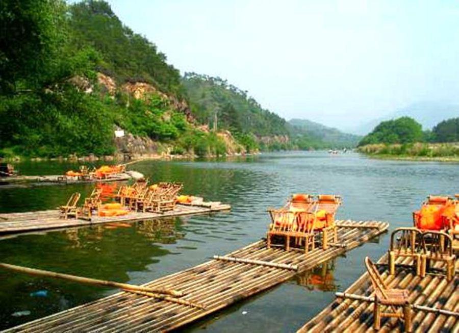 Nanxi Jiangxiaogang Matou Drifting