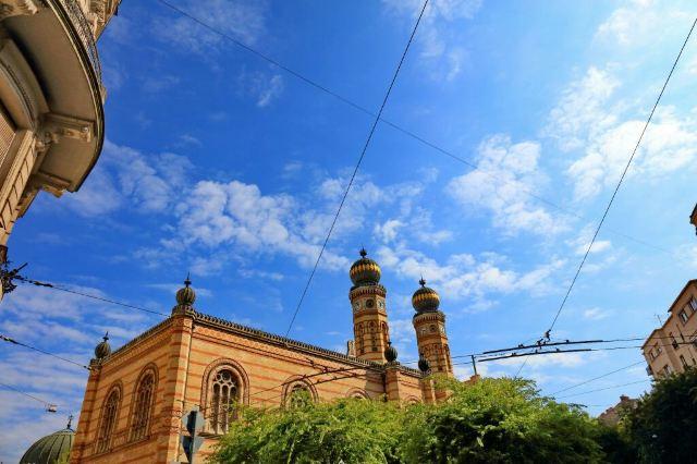 煙草街猶太教堂
