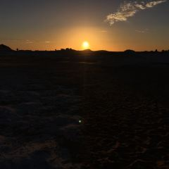 Black and White Desert User Photo
