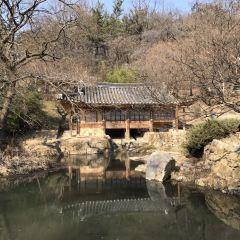우암사적공원 여행 사진