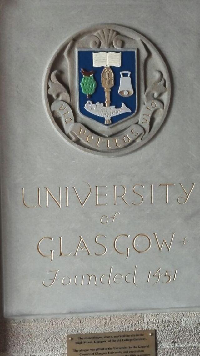 글래스고 대학교
