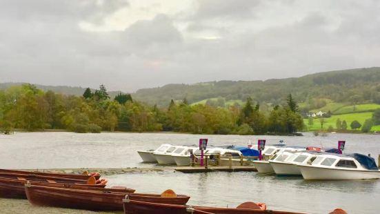 科尼斯頓湖