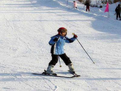 帽兒山哈體院小山滑雪場