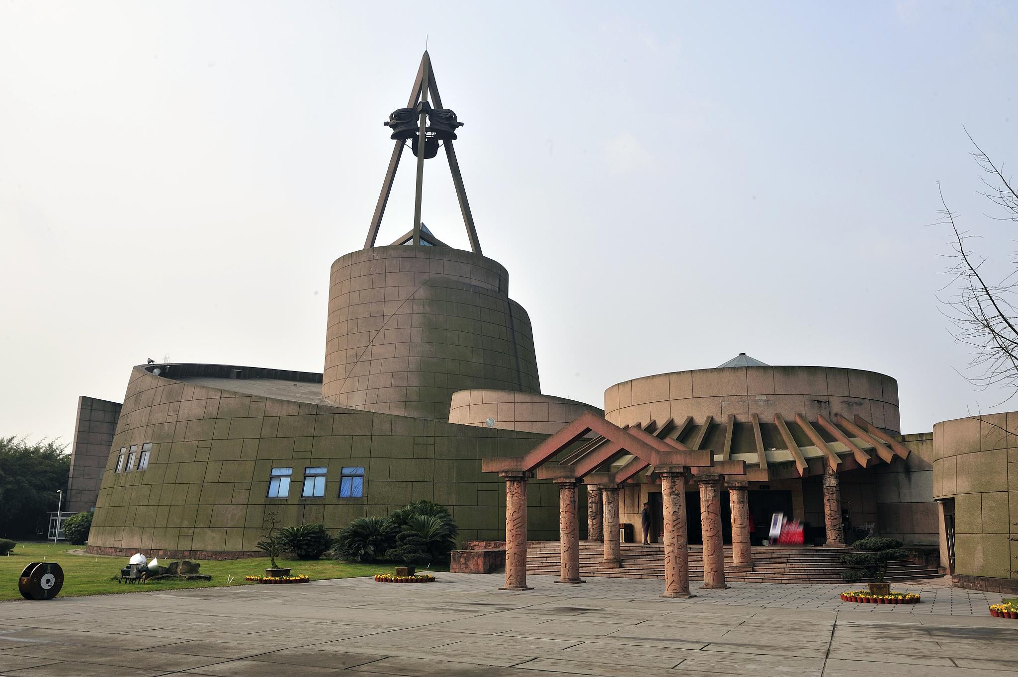 Sanxingdui Museum Ticket