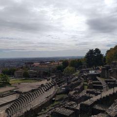 리옹 로마대극장 여행 사진
