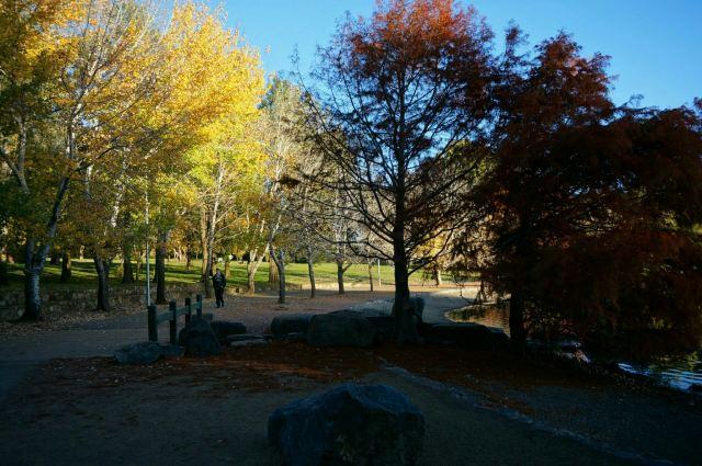 Ataturk Memorial Garden