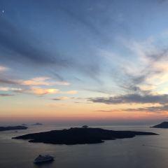 Sunset in Oia用戶圖片