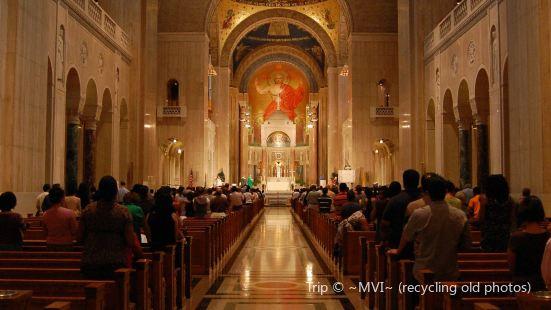 聖母無玷始胎國家朝聖地聖殿