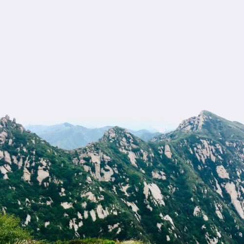 Lingbao Niangniang Mountain