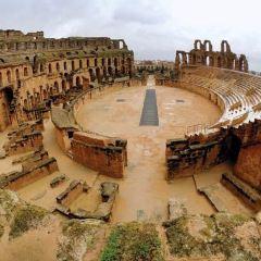Amphitheatre of El Jem User Photo