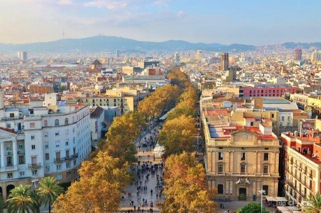 【西班牙巴塞隆拿】巴塞隆拿自由行攻略:景點、交通、住宿、美食懶人包