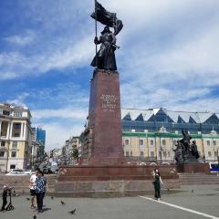 Monument to the Fighters for Soviet Power in the Far East User Photo