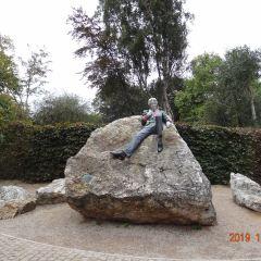 Oscar Wilde Statue User Photo
