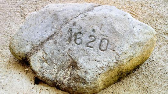 普利茅斯岩