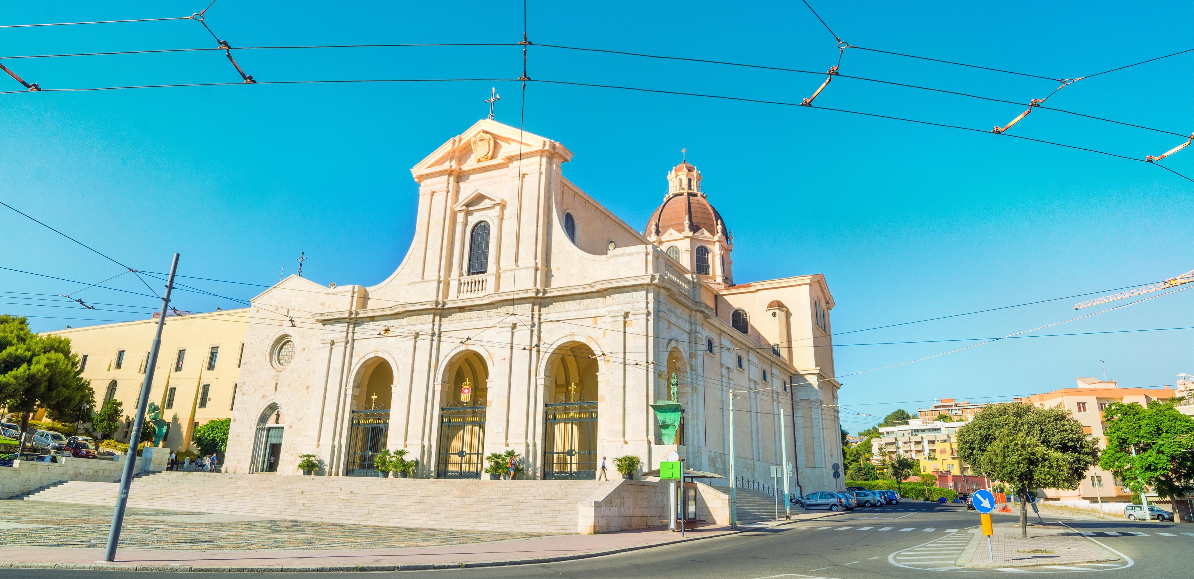 Santuario e Basilica di Nostra Signora di Bonaria