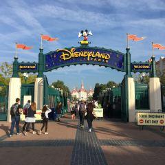 巴黎迪士尼樂園用戶圖片