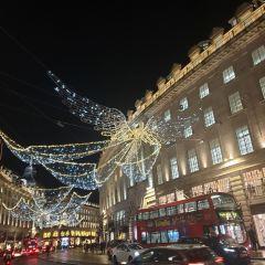 옥스퍼드 거리 여행 사진