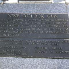 Nine O´Clock Gun用戶圖片