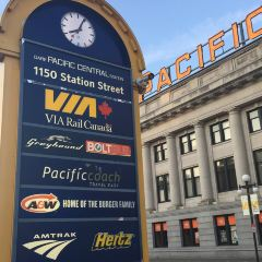 Pacific Central Station User Photo