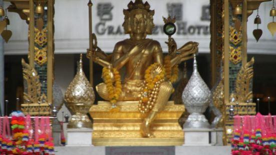 Four Faced Buddha