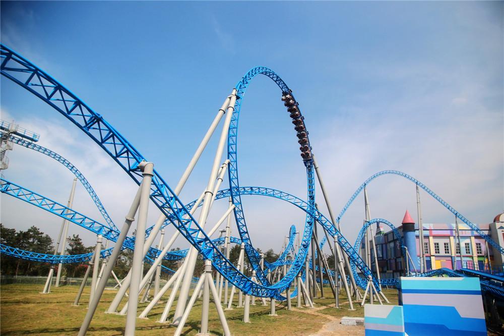 Quancheng Oulebao Menghuan Shijie - European-Themed Amusement Park