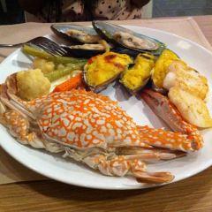 Restaurant at Phi Phi Paradise Pearl Resort用戶圖片