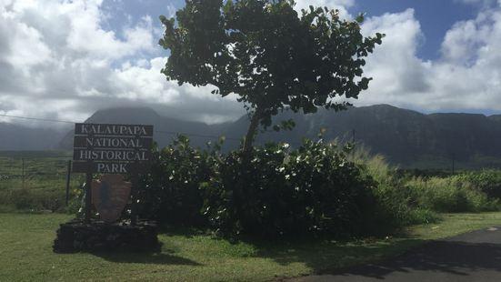 相对夏威夷其他的几个岛,摩洛凯岛本身就显得比较冷清,而这座位