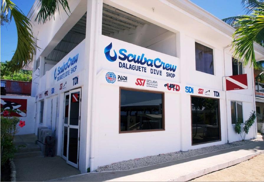 ScubaCrew Dalaguete Dive Shop
