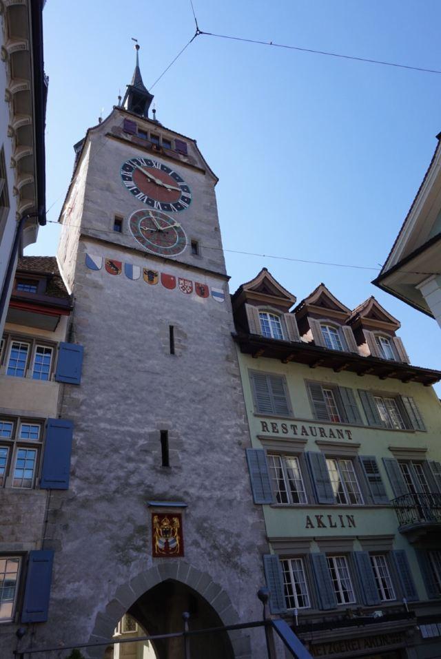 Zytturm Clocktower