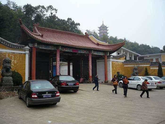 Fuquan Temple (Southwest Gate)