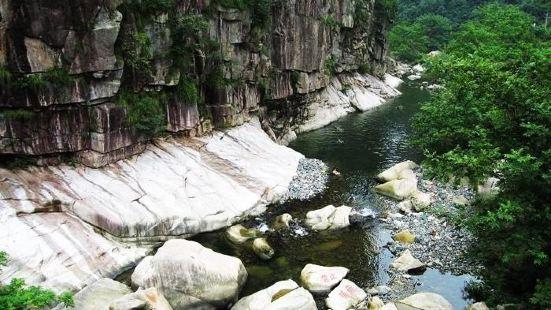 瑤溪大峽谷