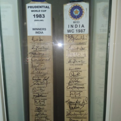 Blades of Glory Cricket Museum User Photo