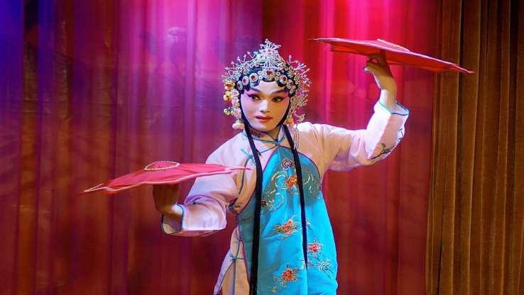 QFY Qinqiang Opera & Teahouse Ticket