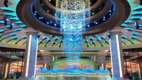 銀河酒店鑽石大廳